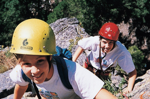 Activities for Children and Teens Wilderness Medicine cme adventure