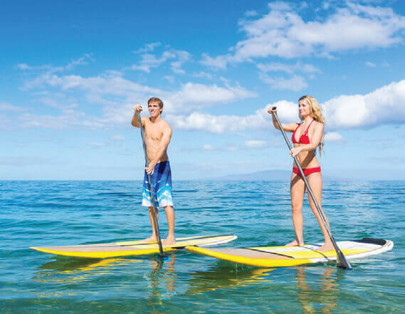 Medical Conference CME MAUI STAND UP PADDLING