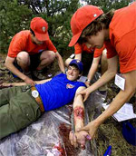 child firstaid teens adventure travel