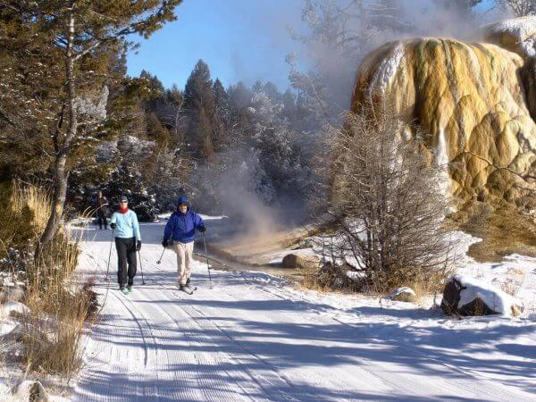 cross country ski wilderness medicine adventure travel