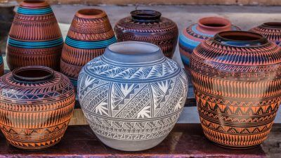 pottery in santa fe physician assistant cme conference