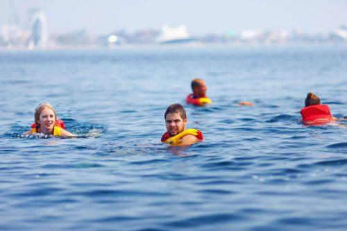 Ocean Survival Travel CME medicine