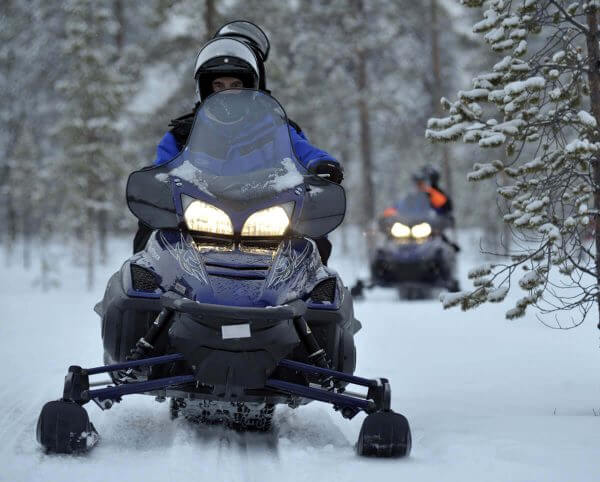 Snow Mobile CME course