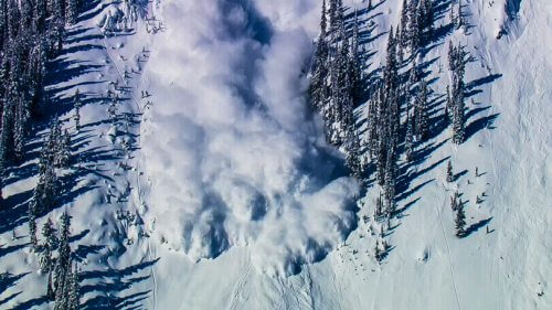Avalanche Awareness Wilderness expedition medicine travel cme