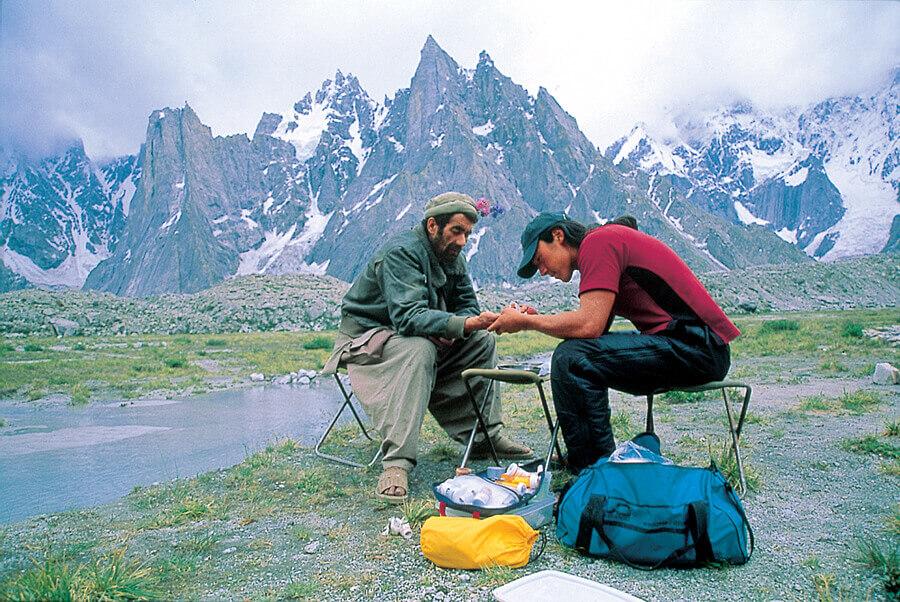 Expedition medical kit travel CME medicine