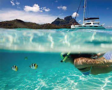 Travel CME in Fiji Scuba Diving Beaches