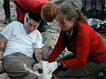 wilderness Medicine CME Course wound management