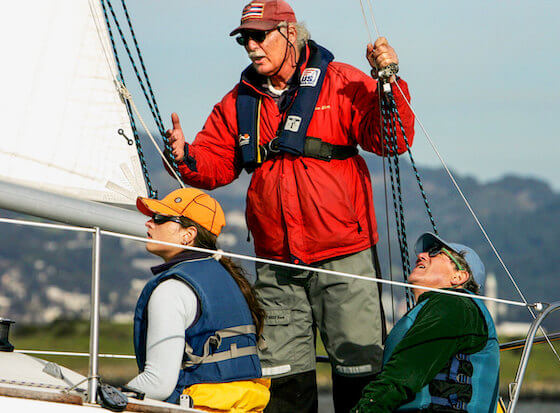 Learn to Sail San Franciso Travel CME