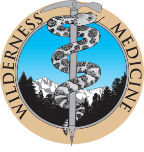 Wilderness Medicine Logo with Snake