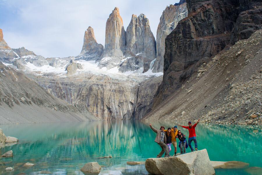 Hiking to Torres Del Paine Wilderness Medicine