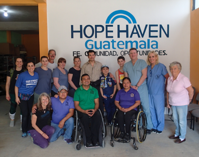 Hope Haven Group Shot