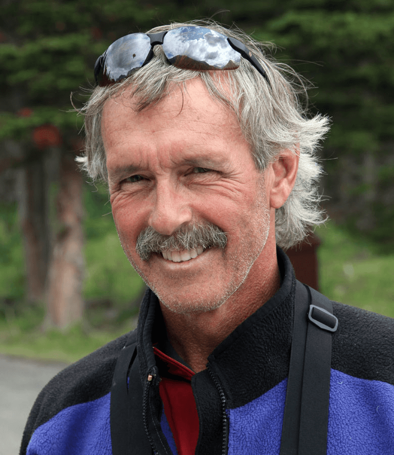 CME Faculty Skip Horner Expedition Guide