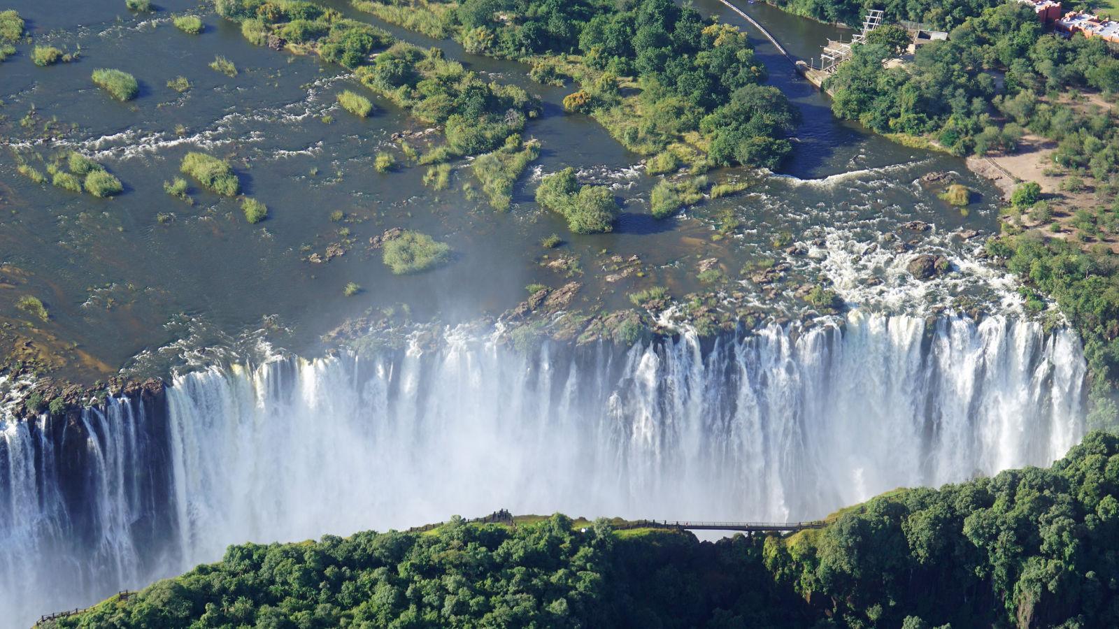 vic falls zimbabwe