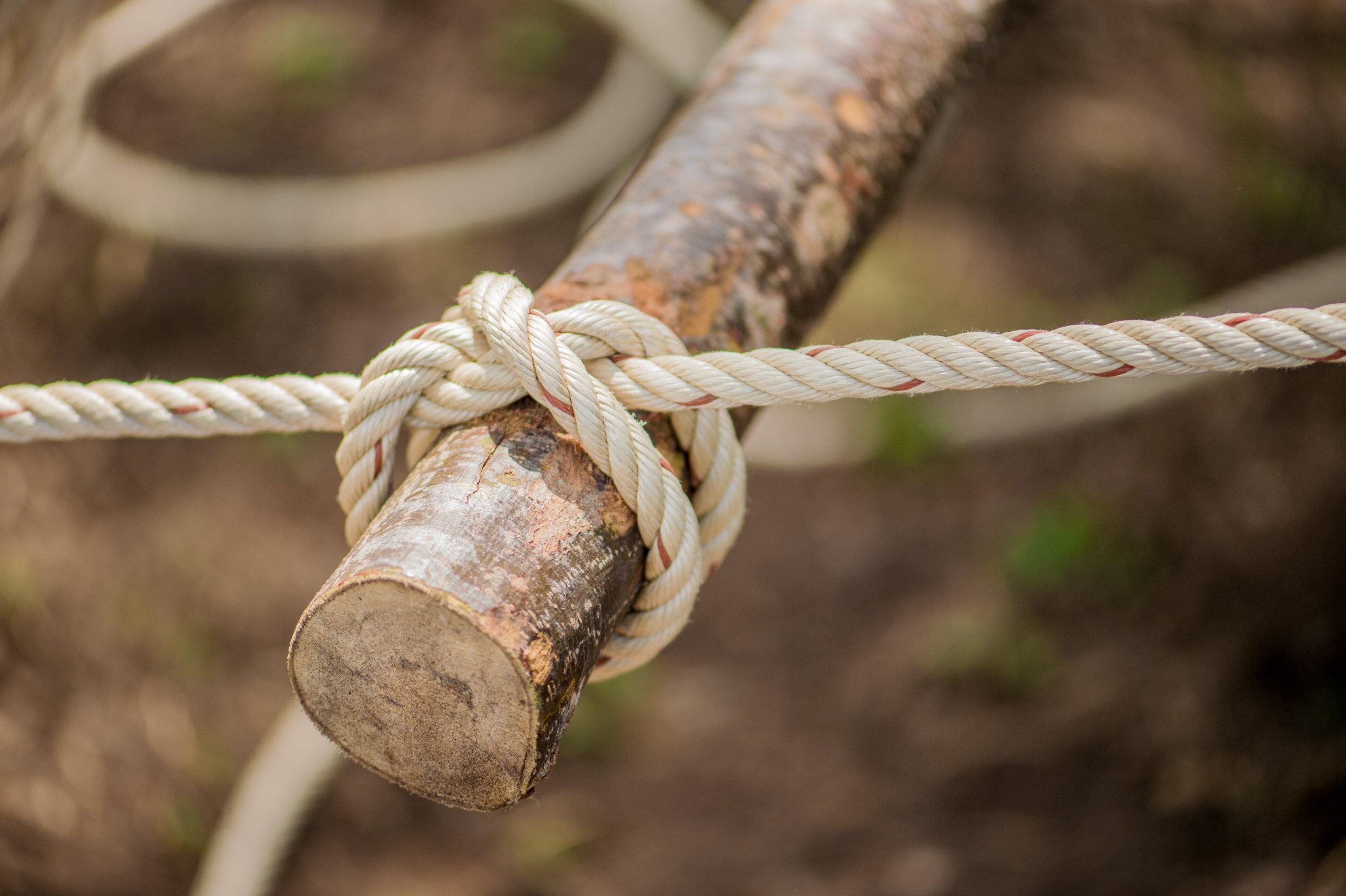 Ropes & Knots workshop