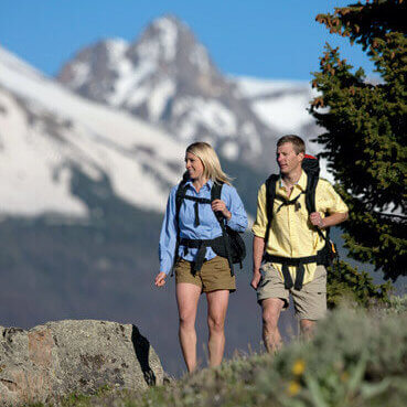 Travel CME Big Sky Summer Hiking