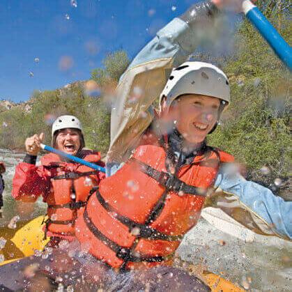 Travel cme Big Sky Summer Rafting