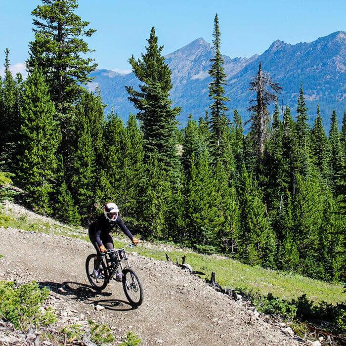 Big Sky Summer recreation mtbike adventure travel