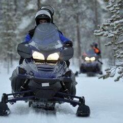Snow Mobile CME course