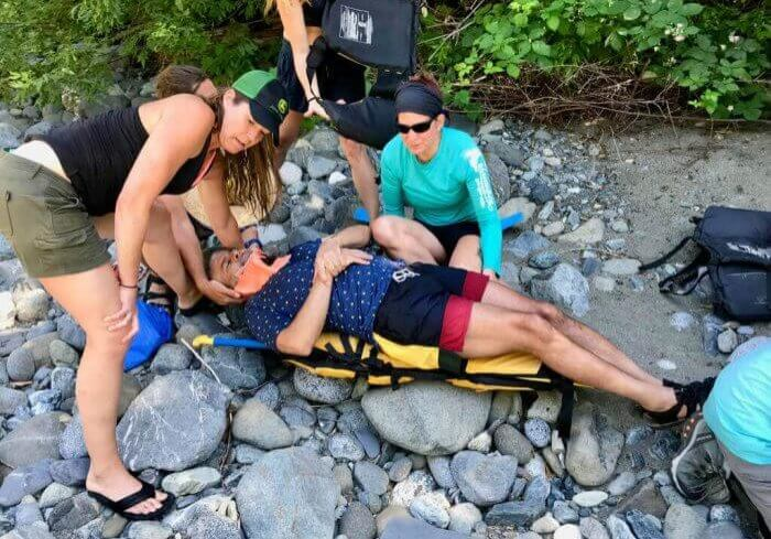 Wilderness Medicine Scenario CME Course