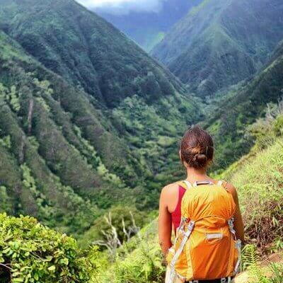 maui hiking wilderness medicine travel CME medicine