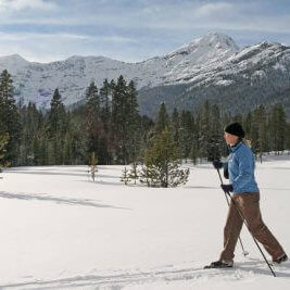ski tour snowshoe wilderness medicine adventure travel